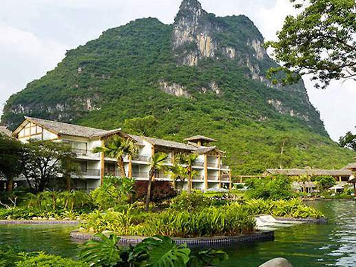 阳朔山畔度假酒店