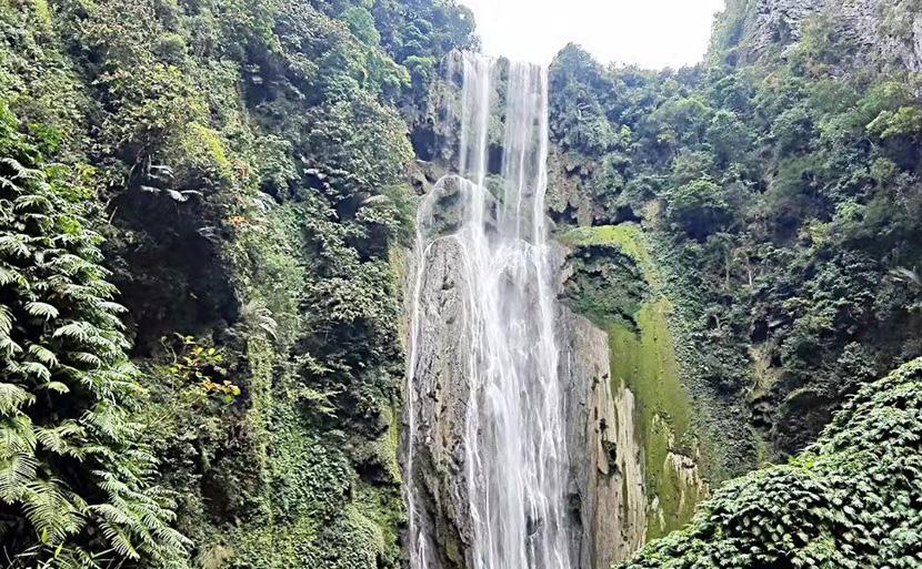 德天瀑布-通灵大峡谷2日游