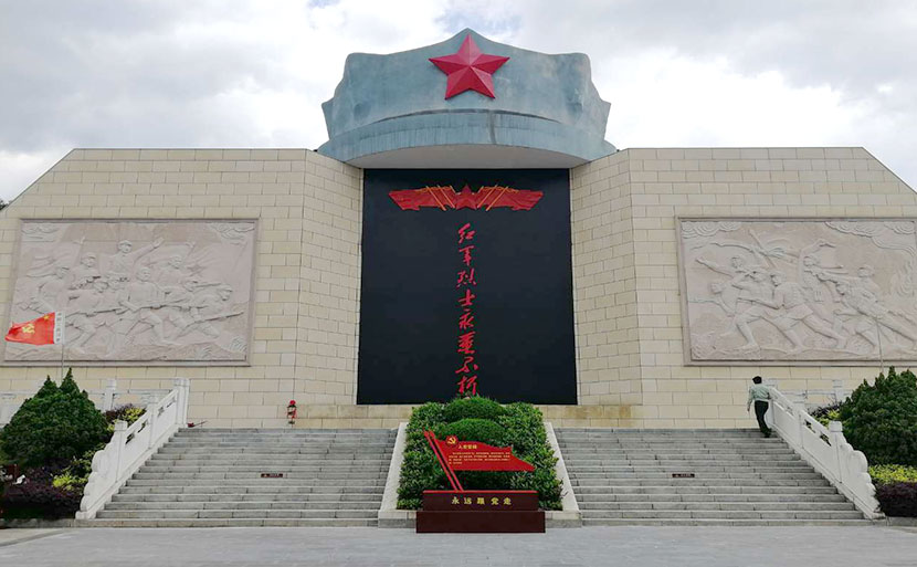 新圩阻击战纪念馆