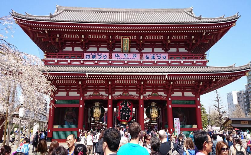浅草雷门寺