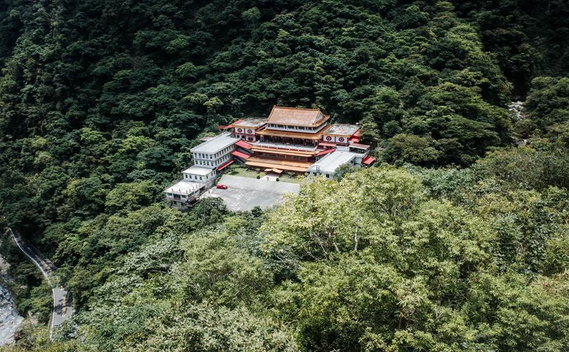 """【太鲁阁国家风景区】台湾第四座""""国家公园"""",位于台湾岛东部."""